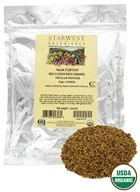 Bulk Red Clover Sprouting Seeds Organic