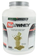 NutriWhey All Natural Whey Protein Powder