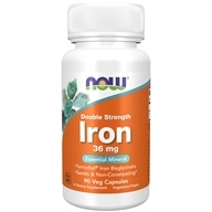 Iron Double Strength Essential Mineral