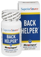 Back Helper Instant Dissolve