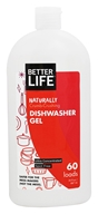 Automatic Magic Ultra Concentrated Natural Dishwasher Gel 60 Loads
