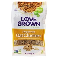 Oat Clusters Toasted Granola