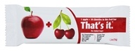 That's It - Fruit Bar Apples + Cherries - 1.2 oz.