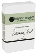 Christina Maser - Aromatherapy Bar Soap Rosemary Mint - 3.5 oz.