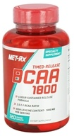 Timed-Release BCAA 1800 - 120 Coated Caplets