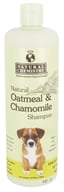 Natural Oatmeal & Chamomile Shampoo For Dogs