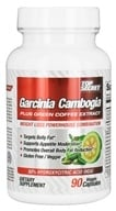 Garcinia Cambogia Plus Green Coffee Extract