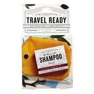 eZ-Pouch Travel Case and Ultra Balanced Shampoo Bar