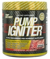 Pump Igniter Pre-Workout 30 Servings