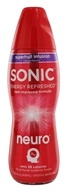 Sonic Lightly Carbonated Nutritional Supplement Drink