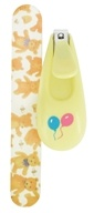Baby Nail Clipper With File