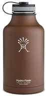 Hydro Flask - Stainless Steel Growler Vacuum Insulated Wide Mouth Copper Brown - 64 oz.