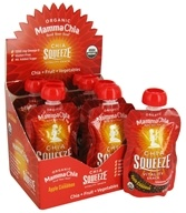 Organic Chia Squeeze Vitality Snack
