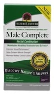 Nature's Answer - Male Complete Quick-Sorb ExtractaCaps - 90 Vegetarian Capsules