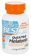 QuickMelt Melatonin