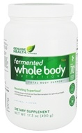 Fermented Whole Body Nutrition