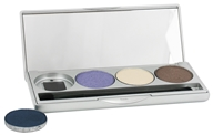 Compact For Pressed Eye Shadow