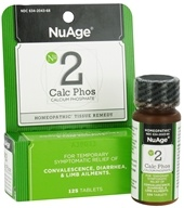 #2 Calc Phos Calcium Phosphate Homeopathic Tissue Remedy