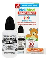 Sinus Rinse Kids All Natural Starter Kit
