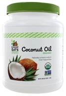 LuckyEats - Coconut Oil Organic Extra Virgin by LuckyVitamin - 54 oz.