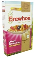 Erewhon - Organic Whole Grain Cereal Crispy Brown Rice Mixed Berries - 9.5 oz.