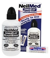 SinuFlo ReadyRinse Premixed Nasal Wash