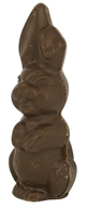 Vegan Milk Chocolate Small Smiling Easter Bunny