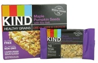 Kind Bar - Healthy Grains Bars Maple Pumpkin Seeds with Sea Salt - 5 Bars