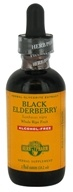 Herb Pharm - Black Elderberry Extract Alcohol-Free - 2 oz.