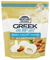 Greek On The Go Whole Almonds with Greek Yogurt Coating