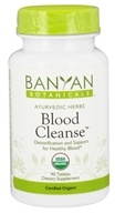 Organic Blood Cleanse