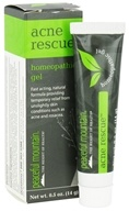 Peaceful Mountain - Acne Rescue Homeopathic Gel - 0.5 oz.
