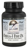 Arctic Pure Omega-3 Fish Oil