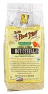 Organic Hot Cereal Whole Grain High Fiber With Flaxseed
