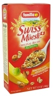 Familia - Swiss Muesli All Natural Original Recipe - 12 oz.
