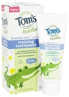 Toddler Fluoride-Free All Natural Training Toothpaste