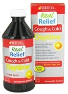 Real Relief Cough & Cold Daytime Formula