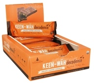 Yoga Earth - Keen-Wah Decadence Bar Organic Cayenne Cinnamon - 1.5 oz.