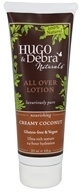 Hugo Naturals - All Over Lotion Nourishing Creamy Coconut - 8 oz.