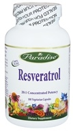 Resveratrol 20:1 Concentrated Potency