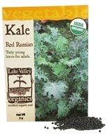 Organic Kale Red Russian Seeds