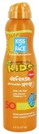 Kids Defense Sunscreen with Any Angle Air Power Spray