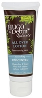 Hugo Naturals - All Over Lotion Nourishing Unscented - 3.4 oz.