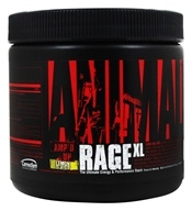 ANIMAL - Animal Rage XL Pre-Workout Lemon Slayed - 146 Grams
