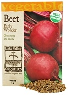 Organic Beet Early Wonder Seeds