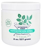 Vitanica Professional - PhytoEstrogen Herbal Powder - 8 oz.