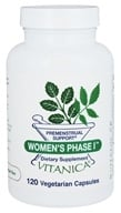 Women's Phase I Premenstrual Support