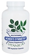 Vitanica Professional - Women's Symmetry Multivitamin - 180 Vegetarian Capsules