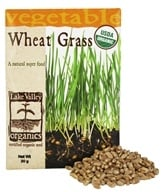 Organic Wheat Grass Seeds