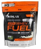 100% Whey Fuel Pouch